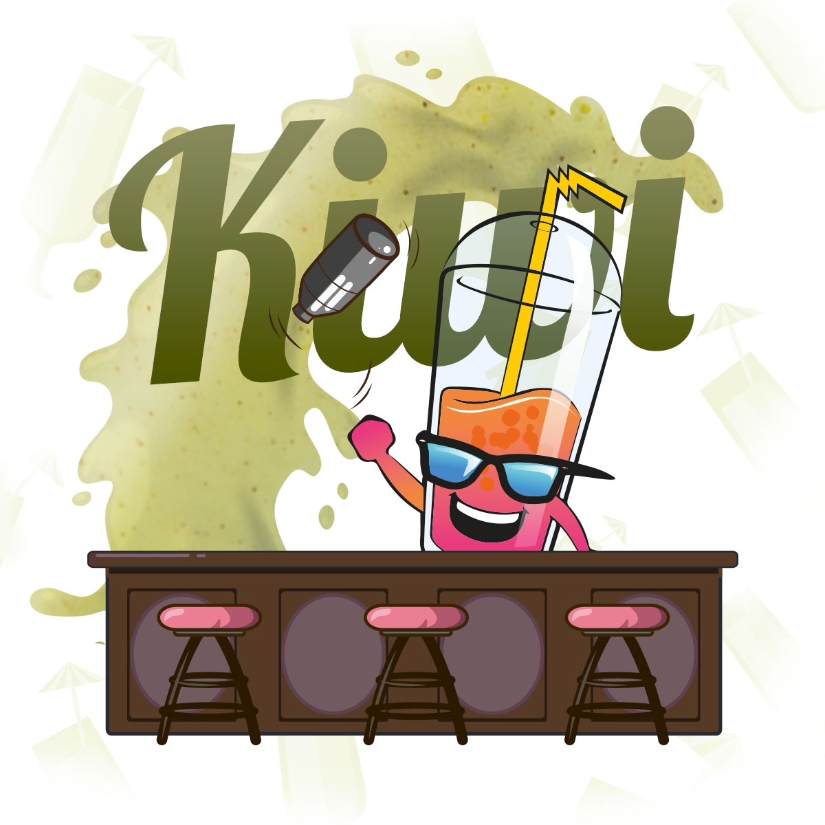 Kiwi Kick / Kiwi Peach